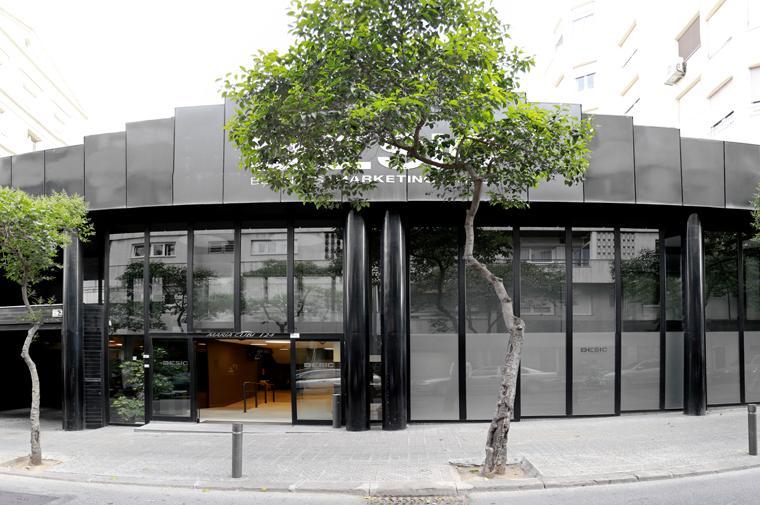Esic, Mariano Cubi, Barcelona © Circular Studio