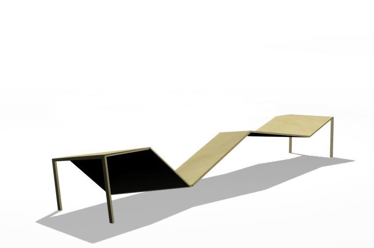 furniture, Milan, 2012 © Circular Studio