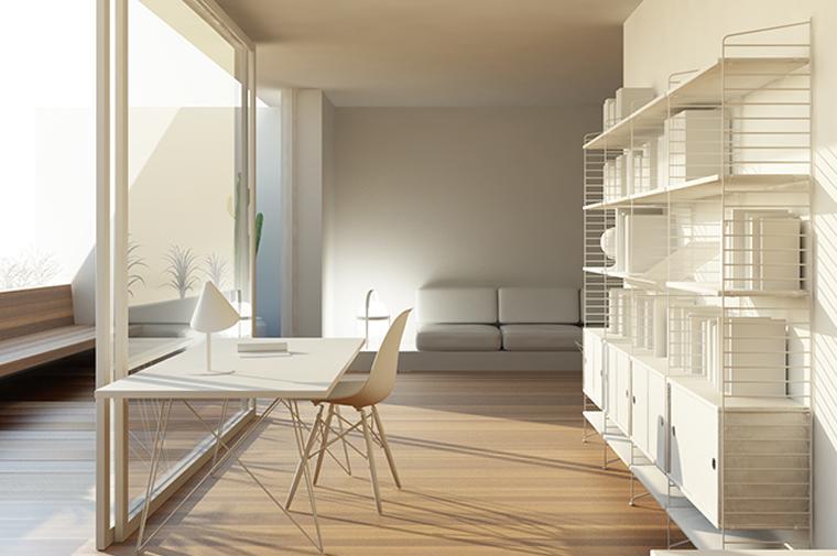 #apartment #architecture #barcelona @circular_studio © Circular Studio
