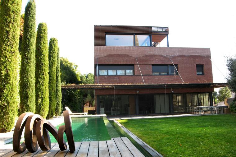 Arraut apartment, casa, house, Barcelona © Circular Studio