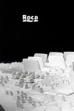 #roca #exhibition #design @circular_studio © Circular Studio