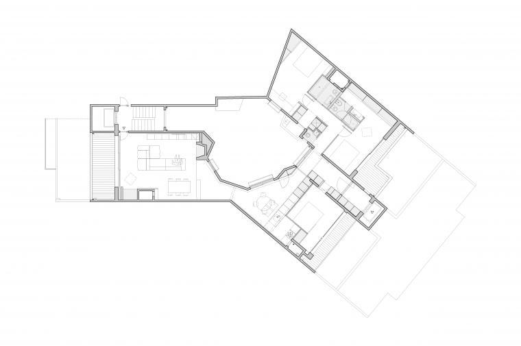 apartment, casa, vivienda© Circular Studio
