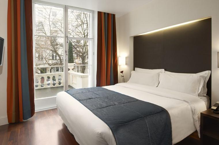 caesar hotel, London © Circular Studio