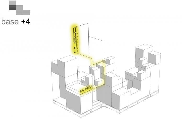 Custo Barcelona, Concept Store © Circular Studio