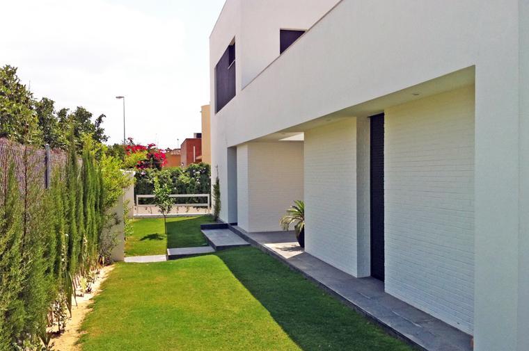 casa, house, Jerez de la Frontera, Cádiz © Fernando Ansorena, Circular Studio