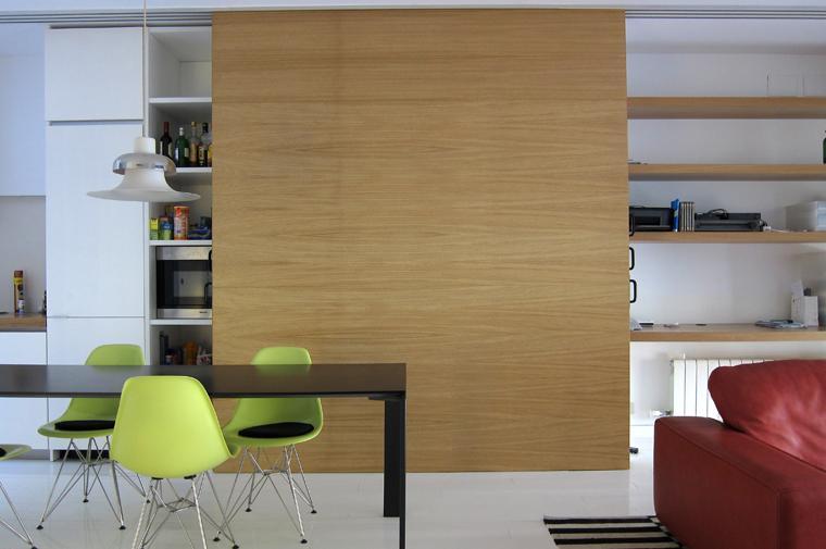 apartment, casa, Barcelona © Circular Studio